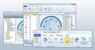 js gauges and widgets perfect widgets