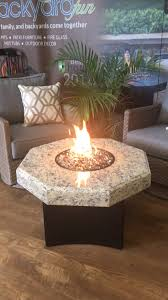 fire pit table outdoor fire table