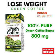 green coffee to lose weight drinker