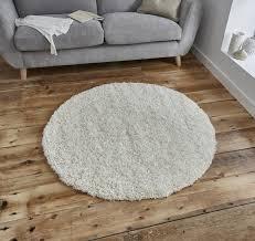 vista round gy rug in cream larger image