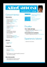Ejemplo De Curriculum Vitae De Gerente Sample Resume Service