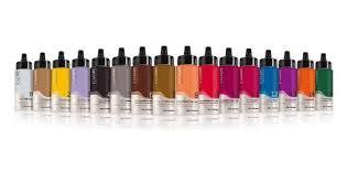Elgon Hair Color Chart Elgon I Light Shine 100ml 7 75 Salon Essentials Hair