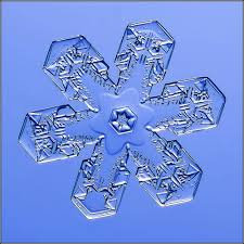 Snowflake Bullet Point List Of Snowflake Shapes And Patterns