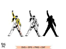 Here you can explore hq freddie mercury transparent illustrations, icons and clipart with filter setting like size, type, color etc. Pin On Svg Files For Cricut