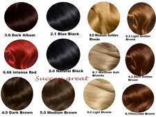 Avon Permanent Hair Colourants For Sale Ebay