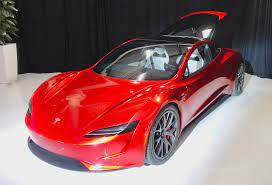 Tesla Roadster (2020) - Vikipedi