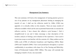 management care summary university subjects allied to medicine  document image preview
