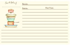 Index Card Recipe Template Online Printable Recipe Cards Major Magdalene Project Org