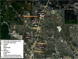 mcalpine interests fm  overview aerial local businesses