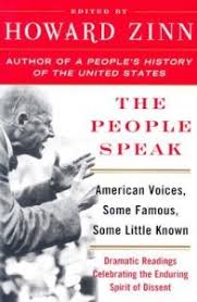 books by howard zinn org thepeoplespeak book