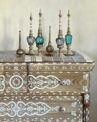 moroccan inspired furniture. Moroccan Decor For A Modern Home Cabinet Inspired Furniture