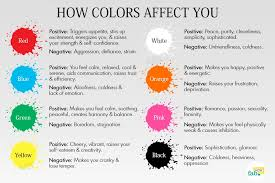 Color Affects Mood Inspiration How To Change Your Mood With Colors Fab How  2017