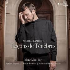 LAMBERT LECONS DE T'N'BRES : CD album en Michel Lambert - Marc Mauillon :  tous les disques à la Fnac