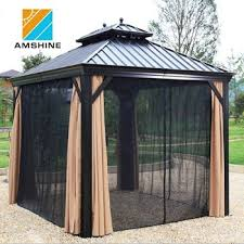 outdoor patio tents. UV-Anit Outdoor Gazebo Tent Garden Tents 4X4m Large Portable Patio
