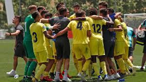 Highlights Real Madrid 2 - 2 Villarreal Juvenil A • final8.soccer