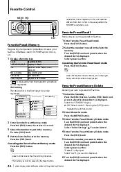kdc x reset kenwood instruction manual