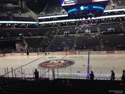 Barclays Center Section 24 New York Islanders