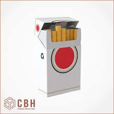 Custom Printed Cigarette Boxes Cigarette Packaging Wholesale