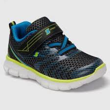 skechers shoes for boys. toddler boys\u0027 s sport designed by skechers nebulous athletic shoes - gray/white for boys n