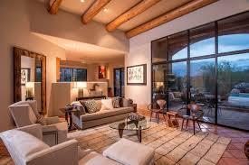 Southwestern Living Room Furniture Southwestern Interior Design Style And Decorating Ideas
