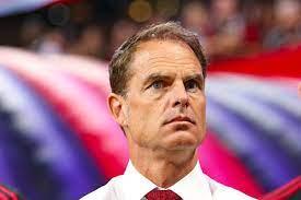 L'ex Inter Frank de Boer è il nuovo allenatore dell'Olanda