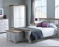 white and grey bedroom furniture. Fantastic Design Of The Gray Bedroom Furniture With Storage And White Wooden Floor Added Grey