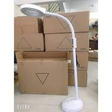 Có BH) Đèn soi da, nối mi - Đèn led spa chân đế siêu nặng, đứng chắc chắn  giá cạnh tranh