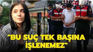 Pınar Gültekin cinayetinde yeni gelişme: Bu suç tek başına işlenemez!
