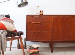 RETROMODERN Sideboards Mid Century Danish Retro Furniture Impressive Retro Design Furniture