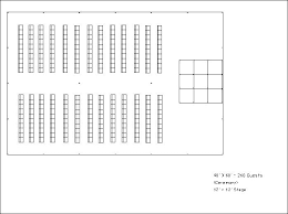 seating planner guide