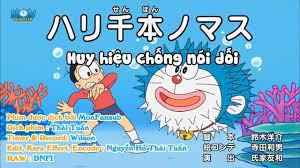 Doraemon Vietsub 2020 Tập 596 Mới Nhất - Huy Hiệu Chống Nói Dối - repacted