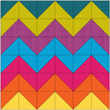 Easy Chevron Quilts | The Electric Quilt Blog & Pick ... Adamdwight.com