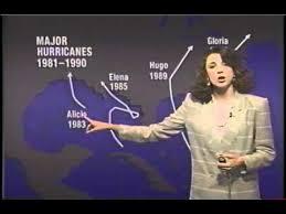 Terri Smith + Wxch SOME Historic Hurricane tracks.3gp - YouTube