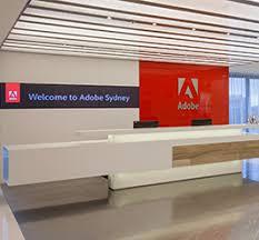 adobe office. brilliant adobe sydney office lobby throughout adobe office