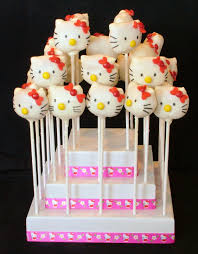 A Sweet Cake Blog Archive Hello Kitty Cake Pops