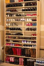 Build In Shoe Cabinet Project Plans Where Can See Thomas More About Shoe Racks Build