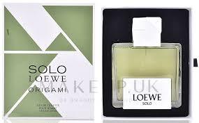Loewe <b>Solo Loewe Origami</b> - Eau de Toilette | Makeup.uk
