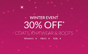 debenhams winter now on 30 off knitwear coats boots