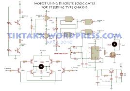 circuit diagram using logic gates wiring library logic gates line follower