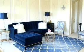 navy blue sectional sofa. Tufted Sectional Couches Sofa Velvet Navy Blue Modern U