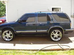 Blazer » 1998 Chevy Trailblazer - Old Chevy Photos Collection, All ...