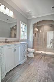 glazing bathroom tile great 3 4 bathroom with crown molding slate tile floors reglazing bathroom tile