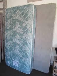 blue twin mattress. SEALY TWIN MATTRESS \u0026 SIMMONS BOX SPRINGS Blue Twin Mattress