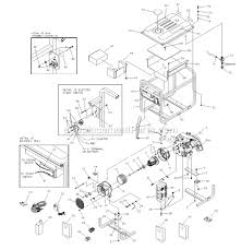generac 4000exl parts list and diagram 1645 0 click to close
