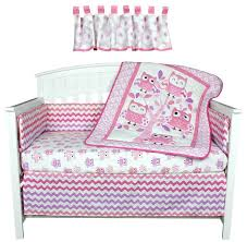 baby girl crib bedding sets bedding sets belle image dancing owls pink and purple 5 piece baby girl crib bedding sets