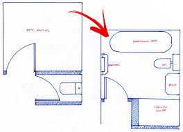 shower cubicles plan. Bathroom Plan Layout Change Shower Cubicles S