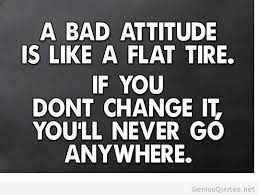 Bad Attitude Quotes Impressive Quote About A Bad Attitude