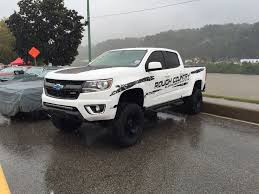 2015 Chevrolet Colorado z71 crew cab long bed 4wd for sale