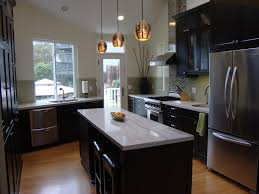 Maple Colored Kitchen Cabinets Show Me Your Dark Espresso Type Cabinets
