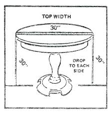 how to measure a round table round table measurements measure a table for a round tablecloth table measurements round table measurements dining room table